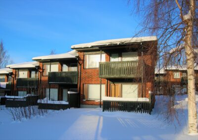 Rt, 3h+k+s+p, 81 m², Kristinebergintie 3, Tornio