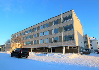 Kt, 2mh+oh+k+kph+vh+p, 77 m², Rauhankatu 9, Tornio