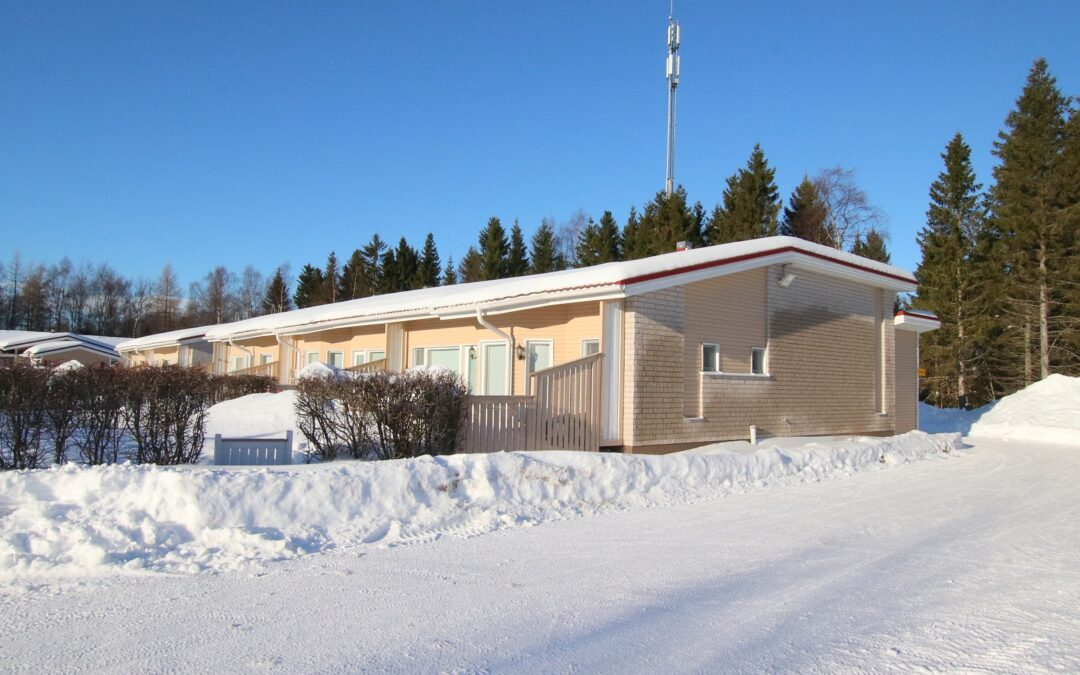 Rt, 3h+k+s 77 m², Ainontie 2, Tornio