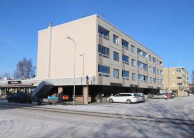 Kt, 2h+k 60,5 m², Eliaksenkatu 12-14, Tornio